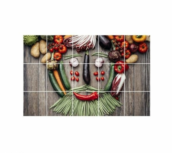 Designer Vinyl Waterproof Kitchen Sticker - FASHION VERIZON ™