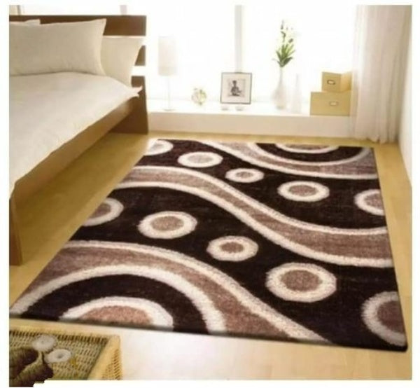 Trendy Printed Polyester Carpet - FASHION VERIZON ™