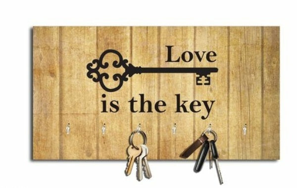 Attractive Wooden Key Holder - FASHION VERIZON ™