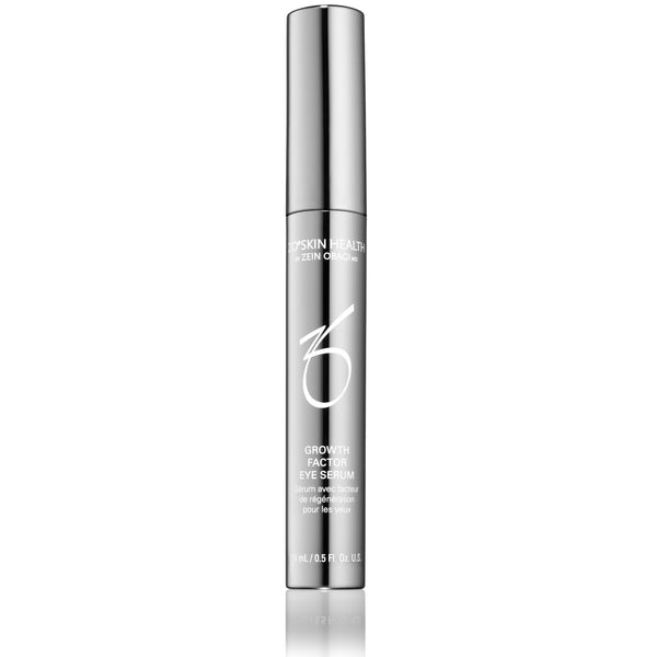 ZO Skin Health Growth Factor Eye Serum Cap Closed Reflection