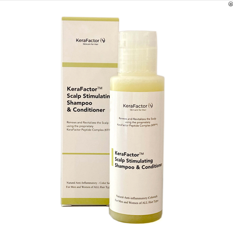 KeraFactor Scalp Stimulating Shampoo & Conditioner