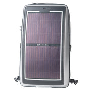 k. Infinity solar photovoltaic backpack Silver-White