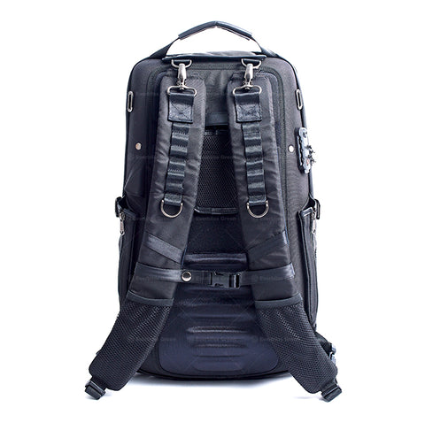 q.  Infinity solar photovoltaic backpack Dark Gray