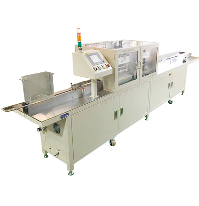 h.  6-axis high-speed automatic glass powder glue machine