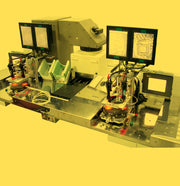 c.  Two-seater exposure machine Manual CCD alignment system