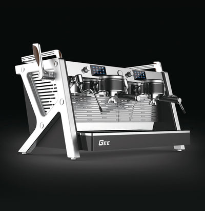 d.  Design works - GEE espresso machine