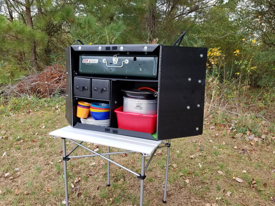 The Camping Kitchen Box
