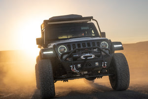 GentleTent USA Roof Top Coming at You Jeep Photo by Dan Ballard Photography