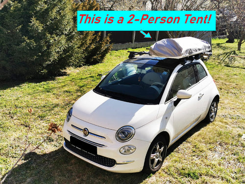 COMING SOON! GT Compact Roof 2-Person RRT