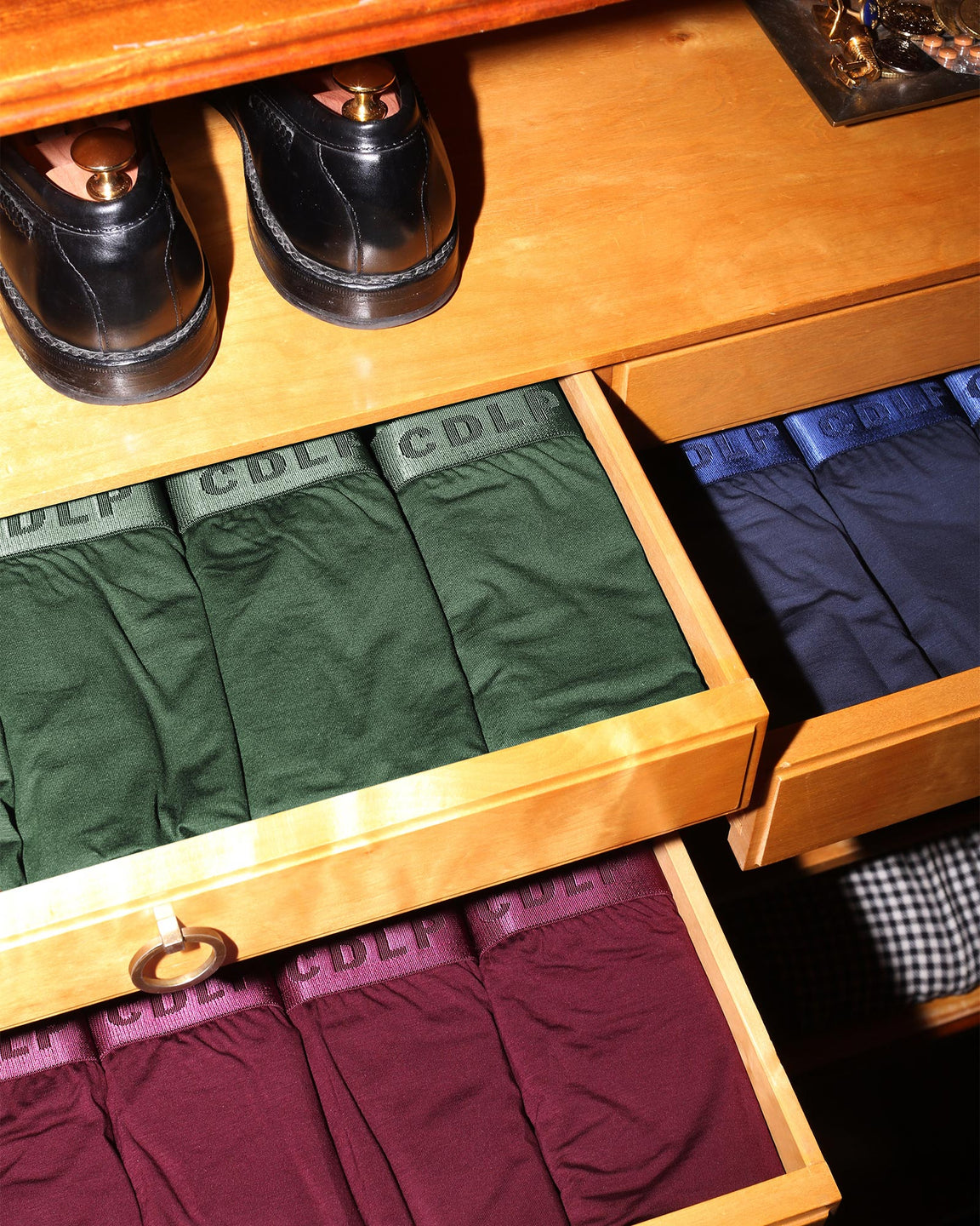 3 × Boxer Trunk