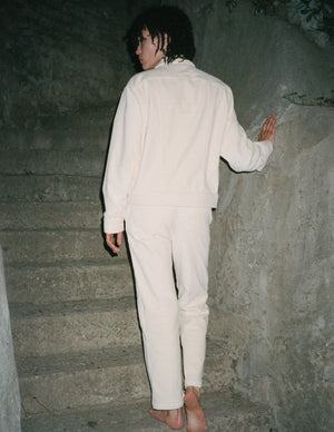 The Dandy Suit in Fender White