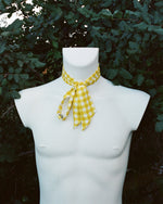 Everyday Scarf in Sunflower Gingham