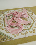 Everyday Scarf in Pink Stripe