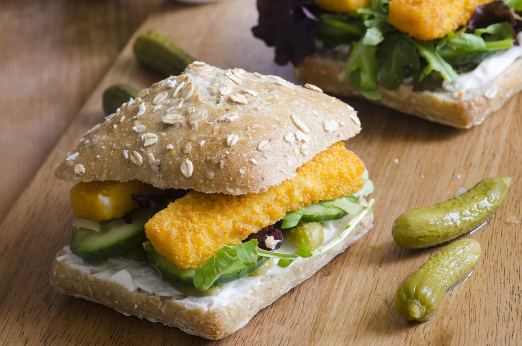 Fish finger roll