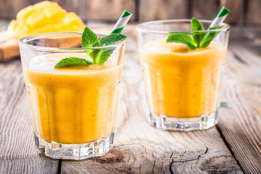 Mango and Pineapple Smoothie