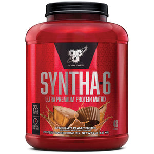 BSN Syntha-6 Protein Powder Drink Mix 5lbs