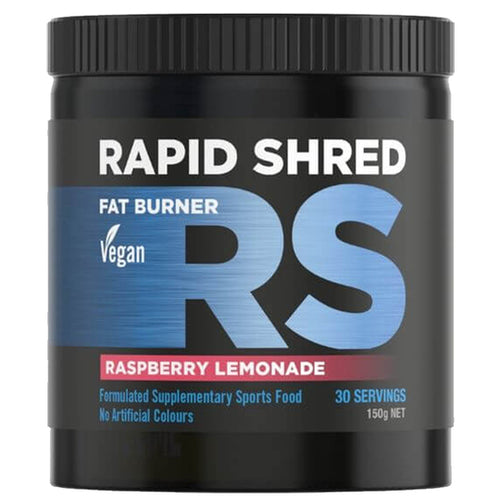 Rapid Supplements Rapid Shred 30 Serves