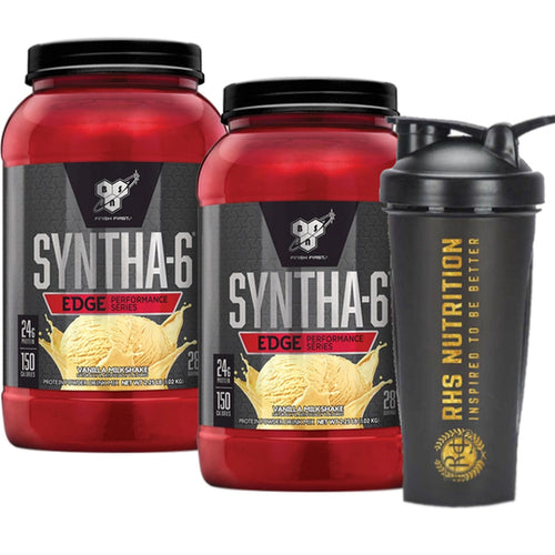 BSN Syntha 6 Edge 2lb Twin Pack