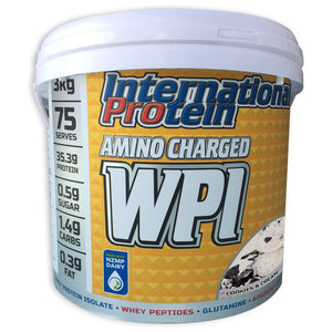 International Protein Amino Charged WPI 3kg