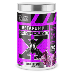 Max's Lab Series Betapump Compound X 25 Serves