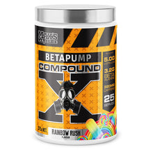 Load image into Gallery viewer, Max's Lab Series Betapump Compound X 25 Serves
