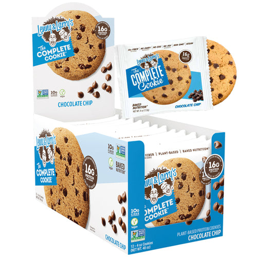 Lenny & Larry's The Complete Cookies 12 Packs