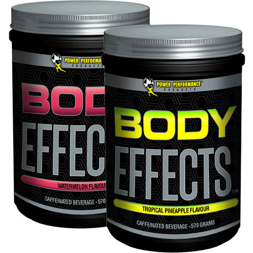 Power Performance Body Effects Twin Pack