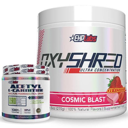EHPLabs OxyShred + Acetyl L-Carnitine