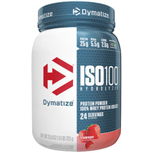 Load image into Gallery viewer, Dymatize Nutrition ISO 100 1.6lb