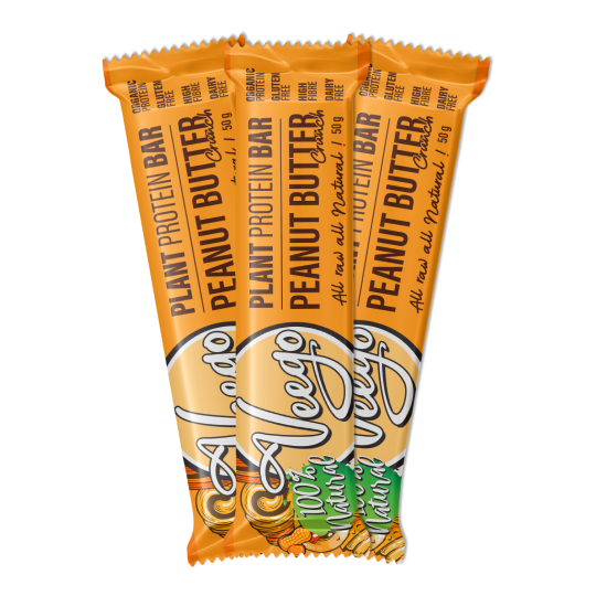 Plant Protein Bar - Peanut Butter Crunch