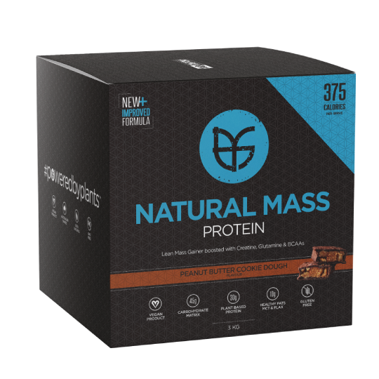Natural Mass 3kg