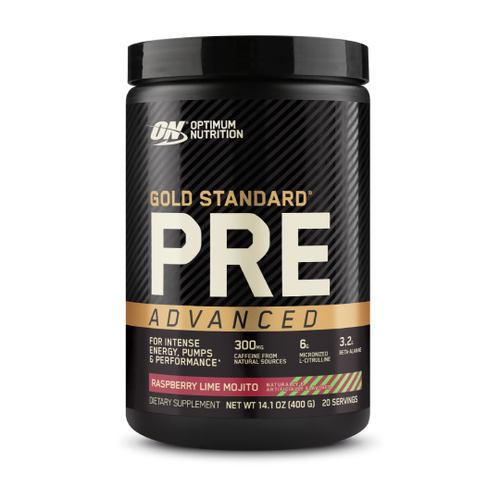 ON Gold Standard Pre Workout Advanced