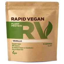 Load image into Gallery viewer, Rapid Vegan Protein 1kg