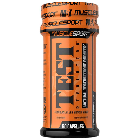 Musclesport Test Revolution
