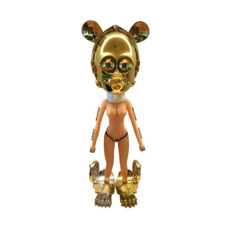Art Toy Keko Vinyl
