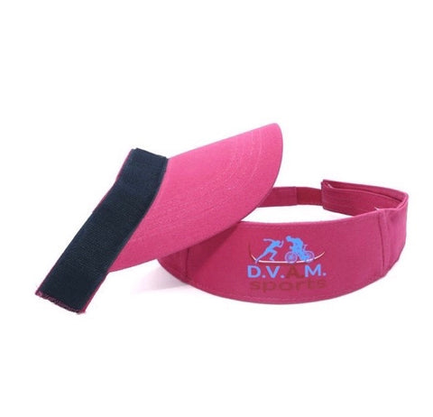 One pink Detachable Visor
