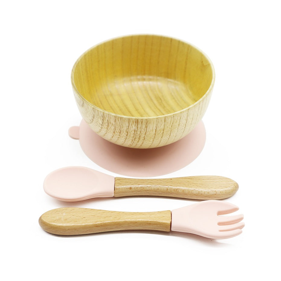 The Layla Bowl & Cutlery Set