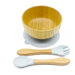 The Gracie Bowl & Cutlery Set