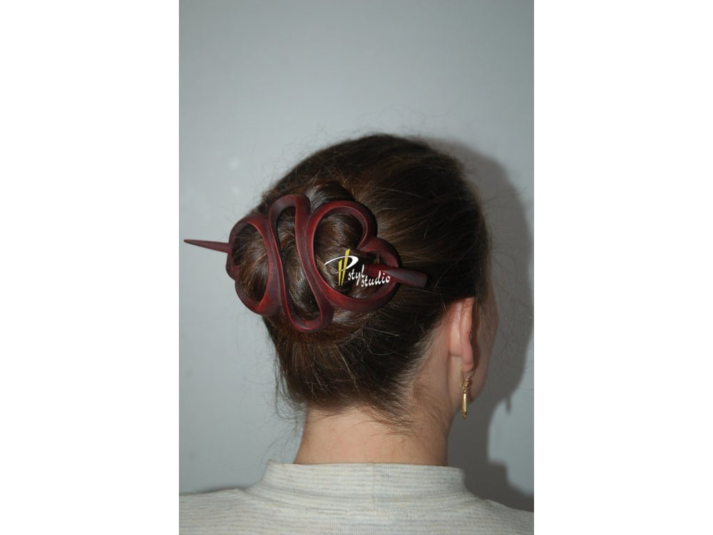 Load image into Gallery viewer, Hair Barrette Maxi no. 601 - HPstylstudio