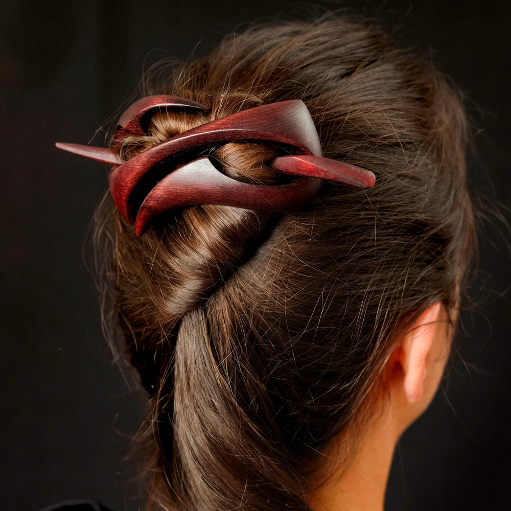 Hair clip no. 311 - HPstylstudio