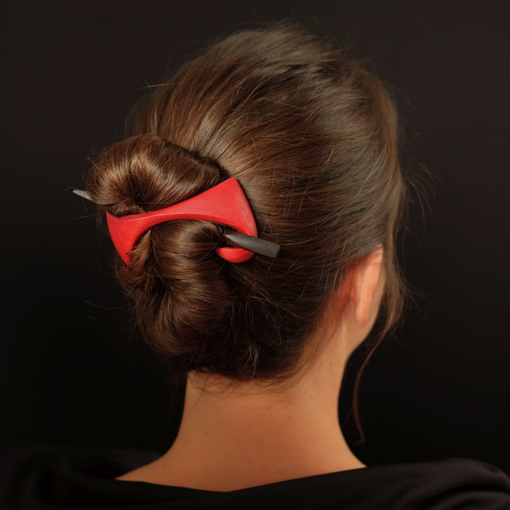 Load image into Gallery viewer, Hair Clip no. 308