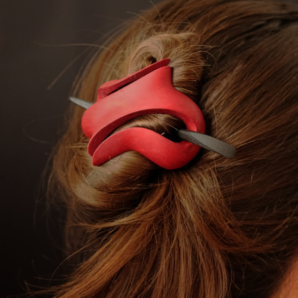 Load image into Gallery viewer, Hair Clip no. 301