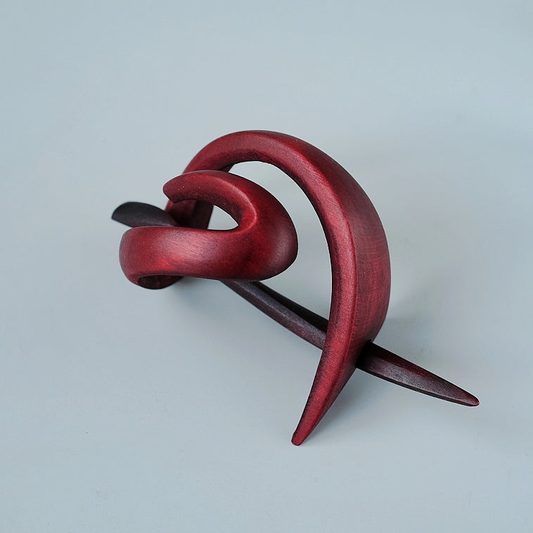 Hair clip no. 302. - HPstylstudio