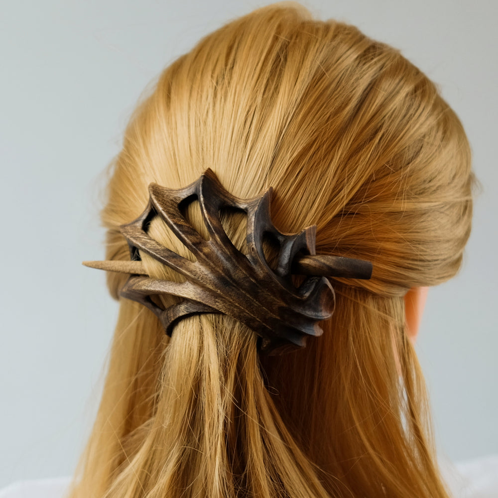 Load image into Gallery viewer, Hair Clip no. 507