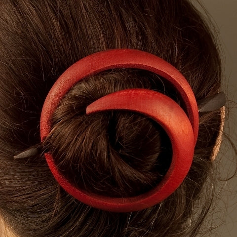 Hair Barrette no. 406