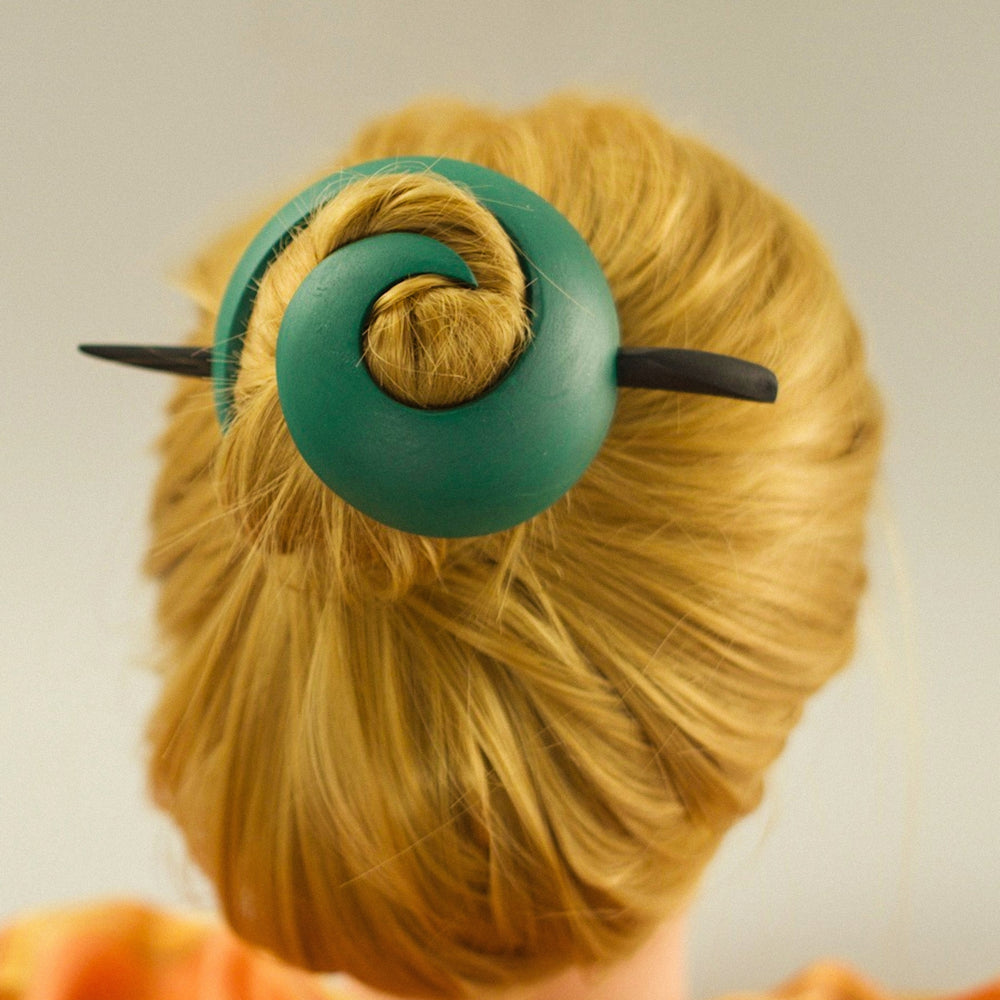 HAIR BARRETTE NO. 405  FUNKY