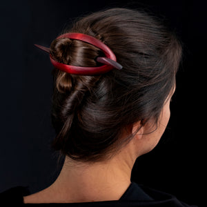 Load image into Gallery viewer, Hair Clip no. 309