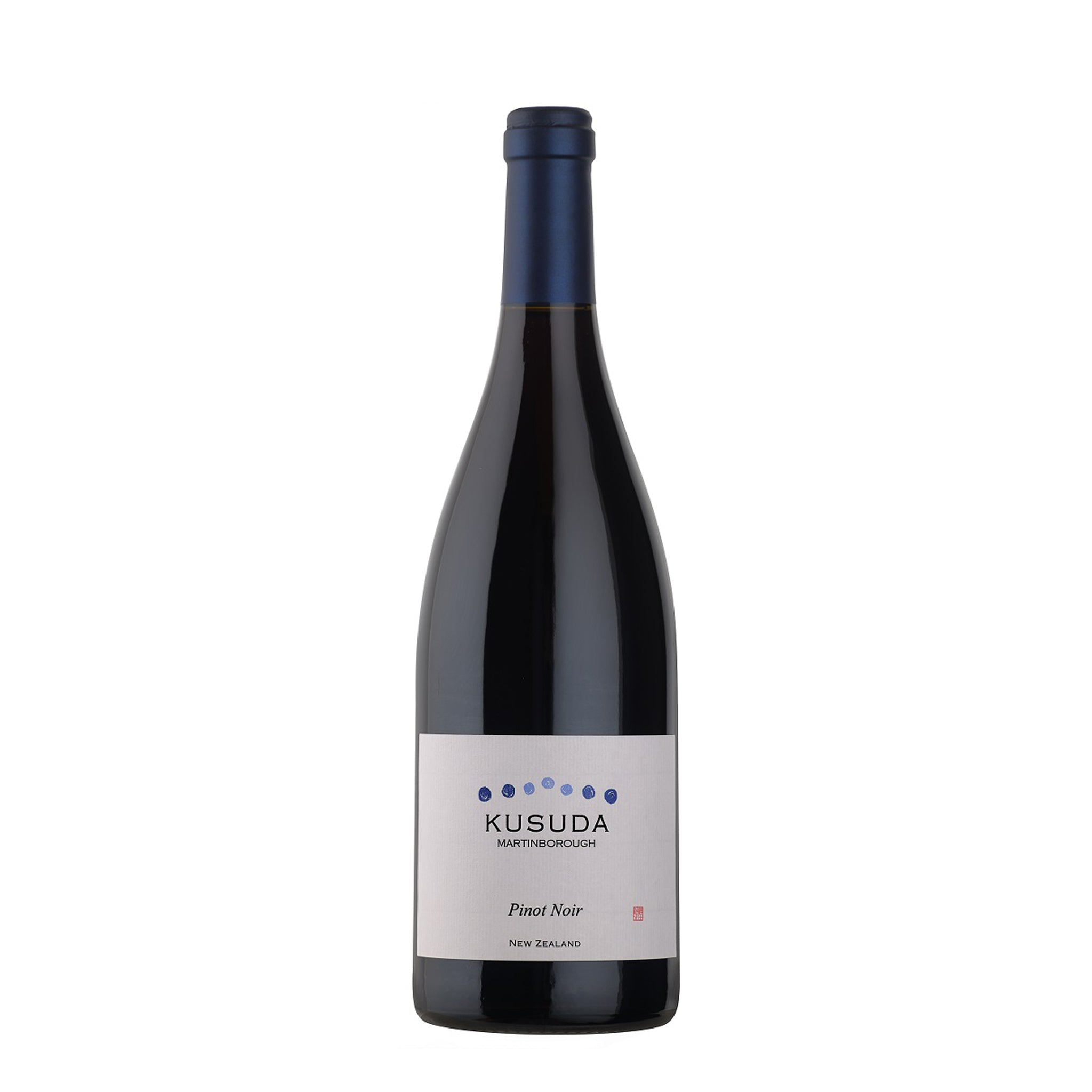 Kusuda Martinborough Pinot Noir 2018 750ml