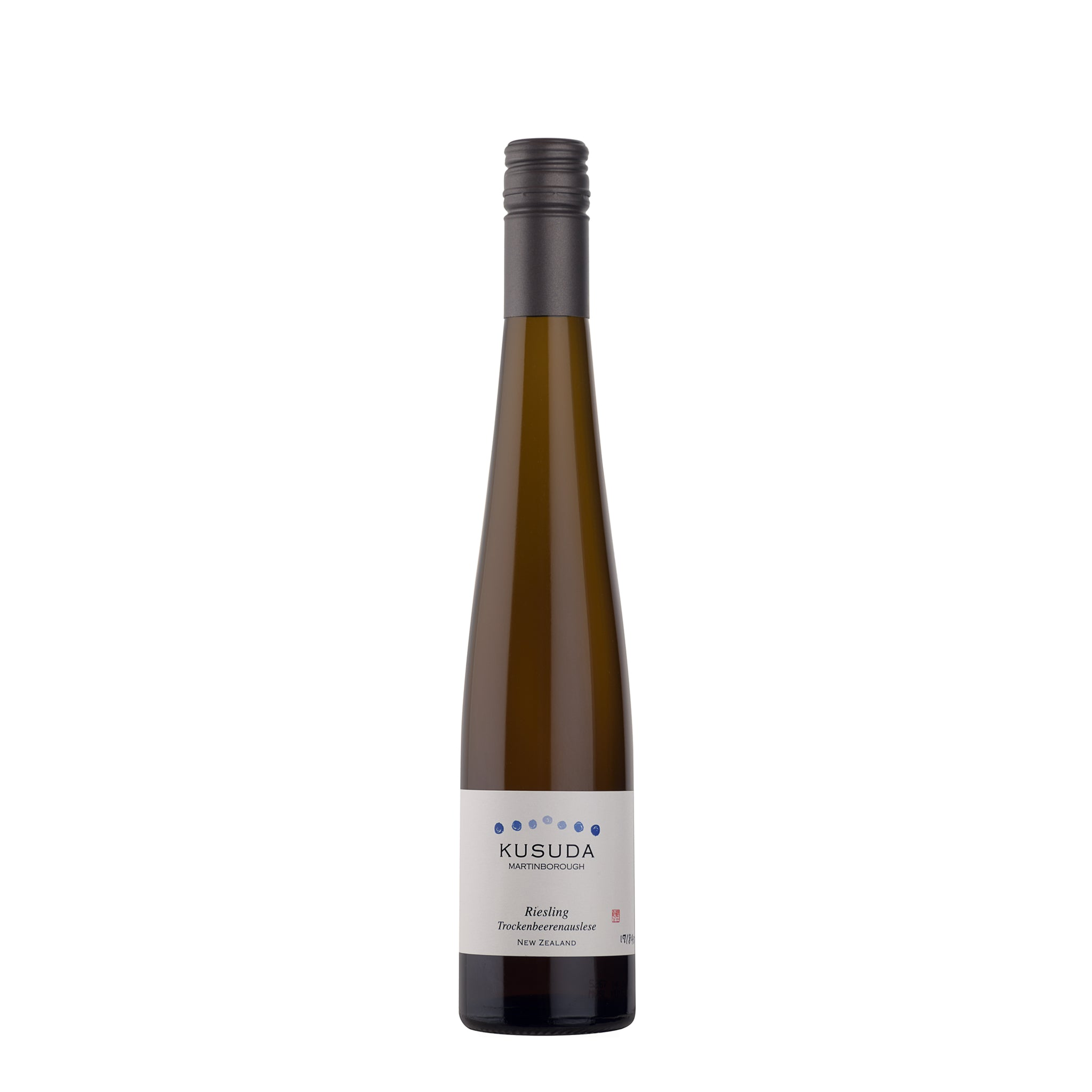 Kusuda Martinborough Riesling Trockenbeerenauslese 2018 375ml