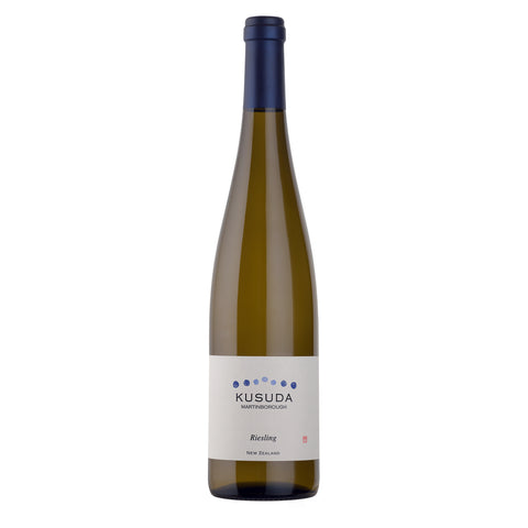 Kusuda Martinborough (Dry) Riesling 2015 750ml